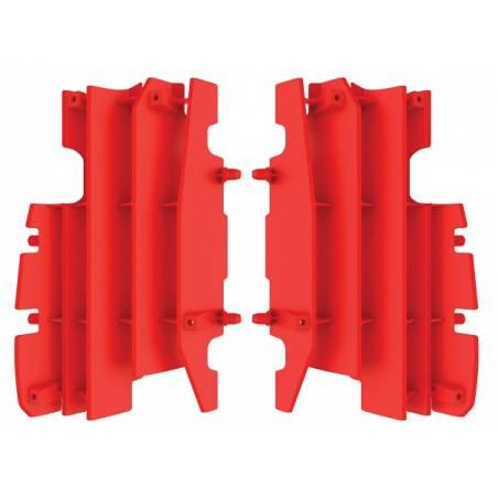 Griglie radiatori e retine di protezione HONDA CR 125 2005-2007 Rosso cr04