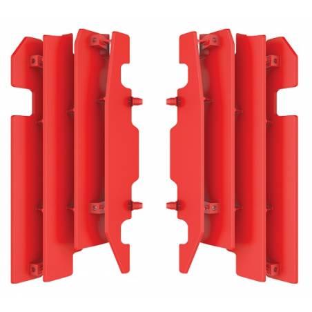 Griglie radiatori e retine di protezione HONDA CR 250 2000-2004 Rosso cr04