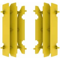 Griglie radiatori e retine di protezione SUZUKI RM 125 2001-2012 Giallo rm01