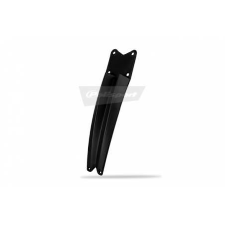 Supporto di rinforzo parafango anteriore HUSQVARNA 125 WR 2007-2011 Nero