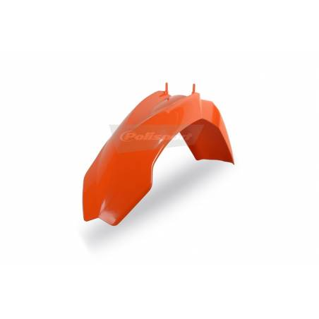 Parafango anteriore KTM 200 EXC 2000-2007 Arancione