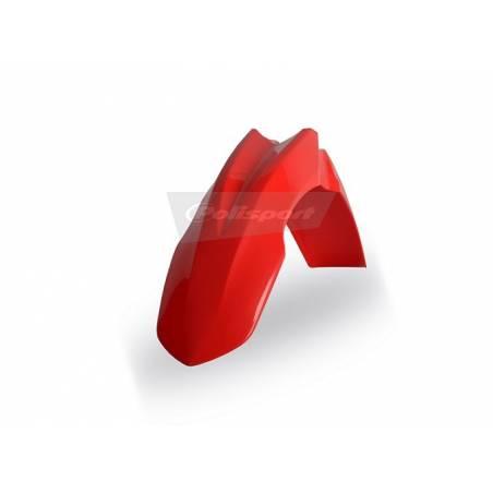 Parafango anteriore HONDA CRF 250 R 2010-2013 Rosso cr04