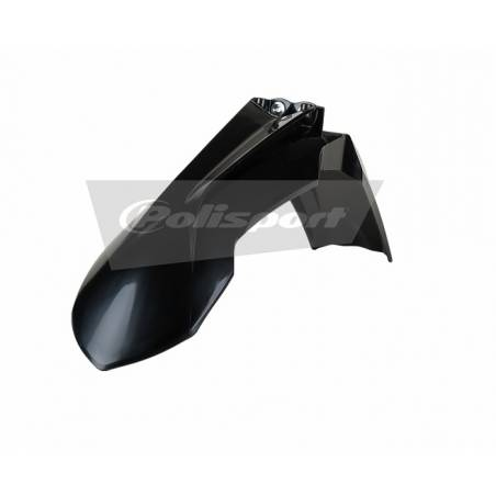 Parafango anteriore KTM 150 SX 2013-2015 Nero