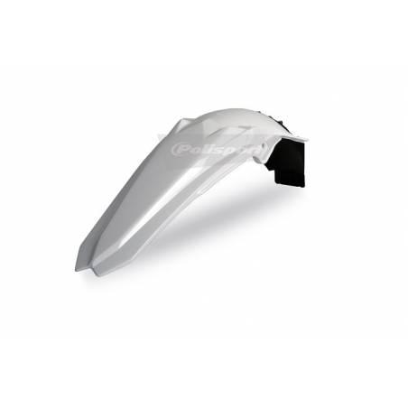 Parafango posteriore YAMAHA YZ 450 F 2010-2013 Bianco