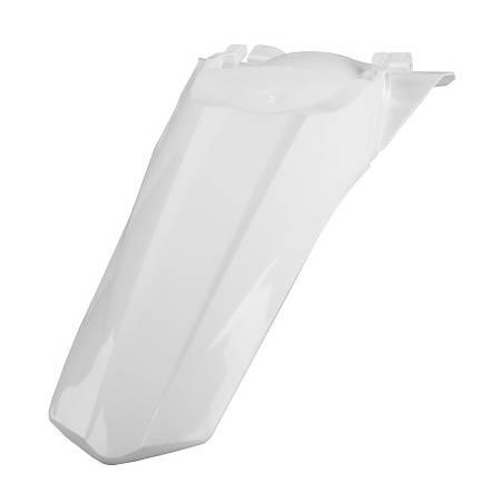 Parafango posteriore HONDA CRF 450 R 2013-2016 Bianco