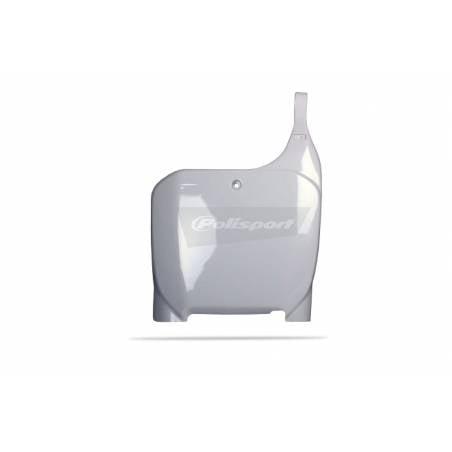 Tabella portanumero HONDA CR 125 2000-2003 Bianco