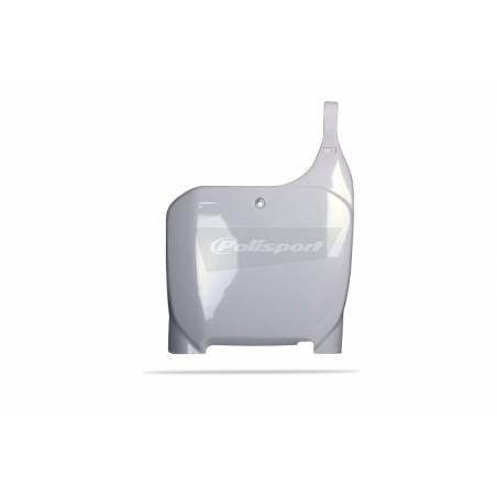Tabella portanumero HONDA CR 250 2000-2003 Bianco
