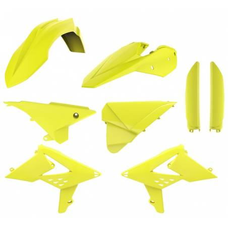Kit plastiche replica - FLUO BETA RR 400 2013-2014 Giallo fluo