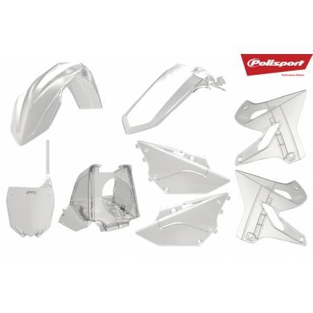 Kit plastiche replica - CLEAR YAMAHA YZ 125 2002-2019 Clear