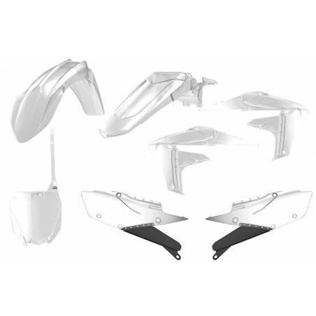 Kit plastiche replica - CLEAR YAMAHA YZ 450 F 2018-2019 Clear