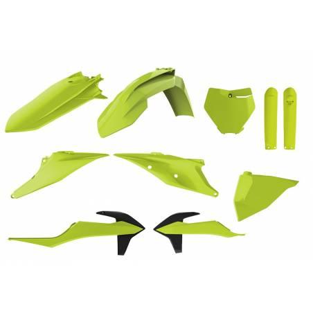 Kit plastiche replica - FLUO KTM 125 SX 2019-2019 Giallo fluo