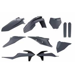 Kit plastiche replica - NARDO GREY KTM 150 SX 2019-2019 Nardo grey