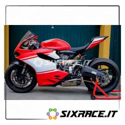 SIX-FK899SUPLE - Kit Carene ABS Ducati Panigale 899 Superleggera -