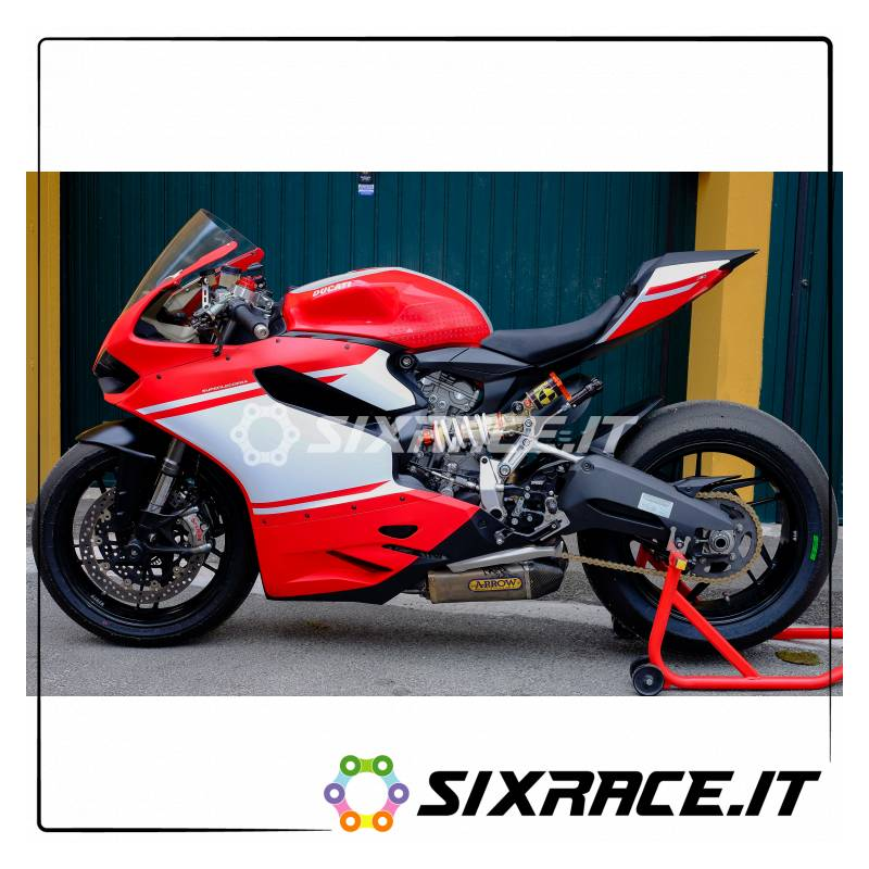 SIX-FK899SUPLE - Kit Carene ABS Ducati Panigale 899 Superleggera -
