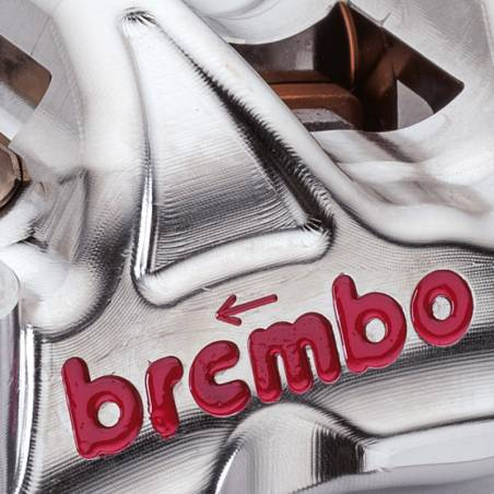 220B01020 Kit 2 pinze GP4-RX Brembo Racing 100mm + 4 pastiglie  Brembo Racing