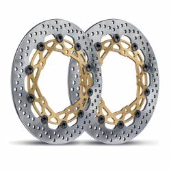 208973748 Front brake discs SuperSport Brembo Racing 320 Yamaha from 2015  Brembo Racing