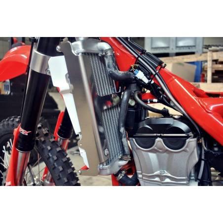 AX1357 Protecciones radiadores AXP BETA RR 430 2015-2019 Rojo