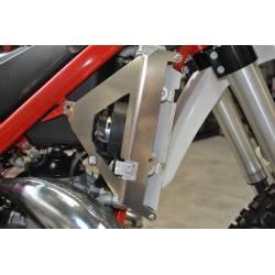 AX1397 Protezioni radiatori AXP BETA Xtrainer 300 2016-2020 Nero  AXP Racing