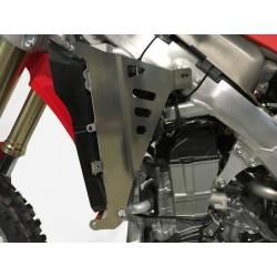 AX1417 Protezioni radiatori AXP HONDA CRF 450 R 2017-2020 Rosso  AXP Racing