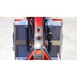 AX1442 Protezioni radiatori AXP GAS GAS EC 250 2018-2019 Rosso  AXP Racing