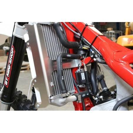 AX1489 Protections radiators AXP BETA RR 125 2T 2018-2019 Red  AXP Racing