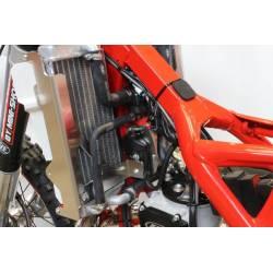 AX1506 Protezioni radiatori AXP BETA RR 250 2018-2019 Rosso  AXP Racing