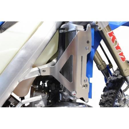 AX1535 Protections radiators AXP TM EN 250 2019-2019 Black  AXP Racing