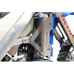 AX1535 Protezioni radiatori AXP TM EN 300 2019-2019 Nero  AXP Racing