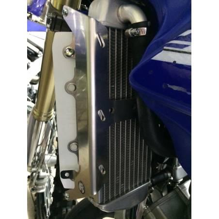 AX3039 Protections radiators AXP YAMAHA YZ 250 2005-2020 Blue  AXP Racing