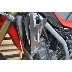 AX1553 Protections radiators AXP HONDA CRF 250 R 2020-2020 Red  AXP Racing