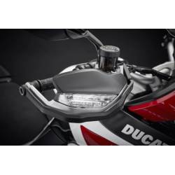 PRN014664-04 Ducati Multistrada 1260 S Grand Tour Hand Guard Protectors 2020+  Evotech-performance