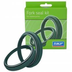 Kit Paraolio e Parapolvere Forcella WP Fork 43 KITG-43W Verde