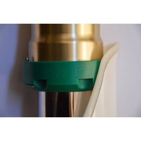 Kit Rimovibile Raschia Fango WHITE POWER Fork 48 KIT-MS48WP Verde