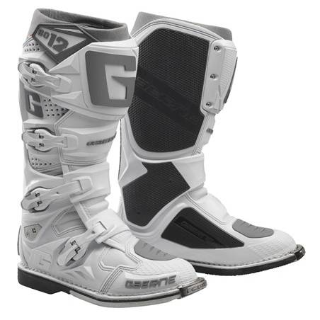 GAERNE SG-12 WHITE STIVALE MX CROSS / ENDURO