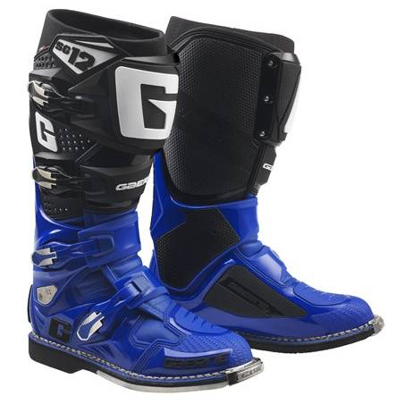 GAERNE SG-12 BLUE/BLACK STIVALE MX CROSS / ENDURO