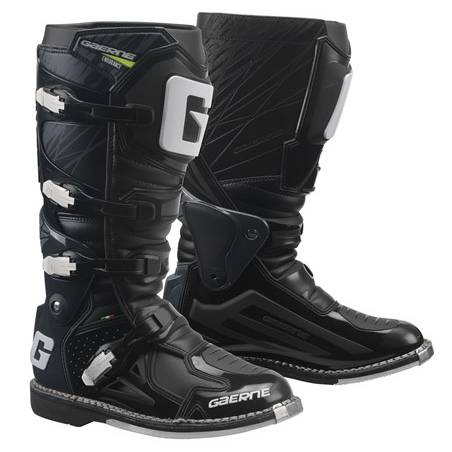 GAERNE FASTBACK endurance BLACK STIVALE MX CROSS / ENDURO