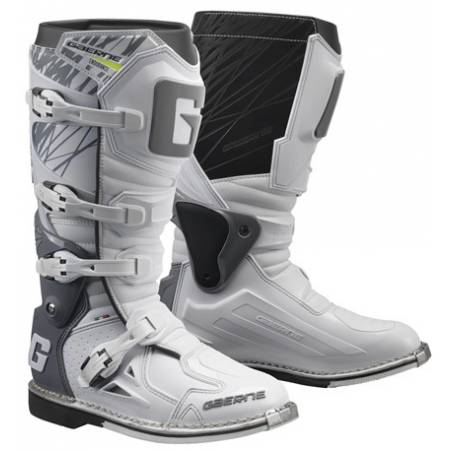 GAERNE FASTBACK endurance WHITE STIVALE MX CROSS / ENDURO