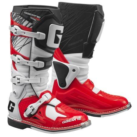 GAERNE FASTBACK endurance RED STIVALE MX CROSS / ENDURO