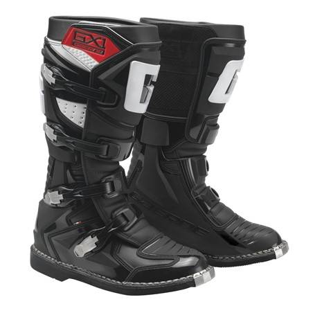 GAERNE GX-1 BLACK STIVALE MX CROSS / ENDURO