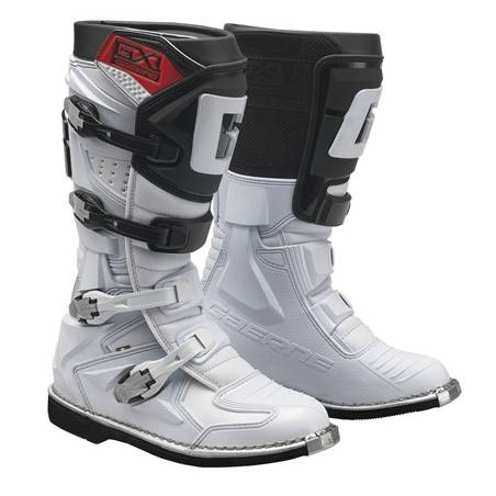 GAERNE GX-1 WHITE STIVALE MX CROSS / ENDURO