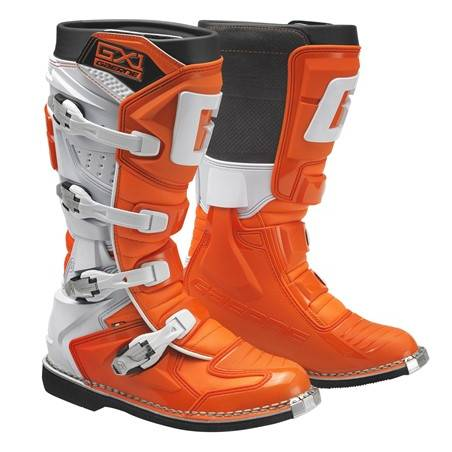 GAERNE GX-1 ORANGE STIVALE MX CROSS / ENDURO