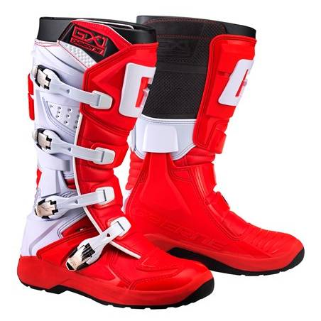 GAERNE GX-1 EVO RED STIVALE MX CROSS / ENDURO
