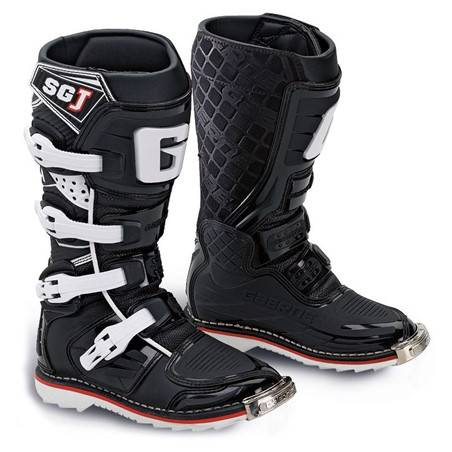 GAERNE SG-J BLACK 33/41 STIVALE MX CROSS / ENDURO