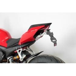 ESTR-0825 copy of Porta targa regolabile Ducati Streetfighter V4