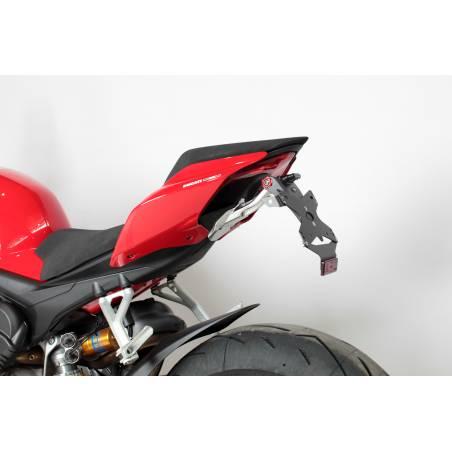 ESTR-0825 copy of Porta targa regolabile Ducati Streetfighter V4