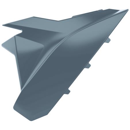 Coperchi laterali cassa filtro BETA RR 480 2020-2021 Nardo grey