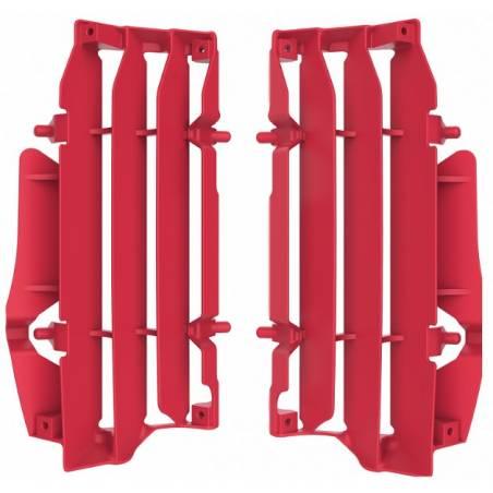 Griglie radiatori e retine di protezione BETA RR 390 2020-2021 Rosso