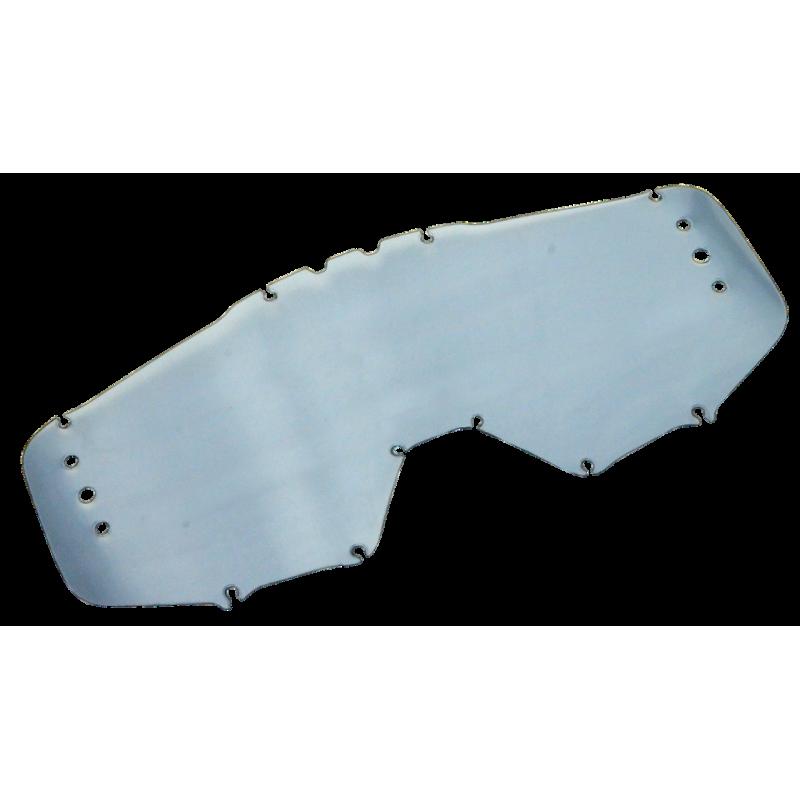 JUST1 Roll Off Smoke Lens (2 anti stick strip) (36mm) TU