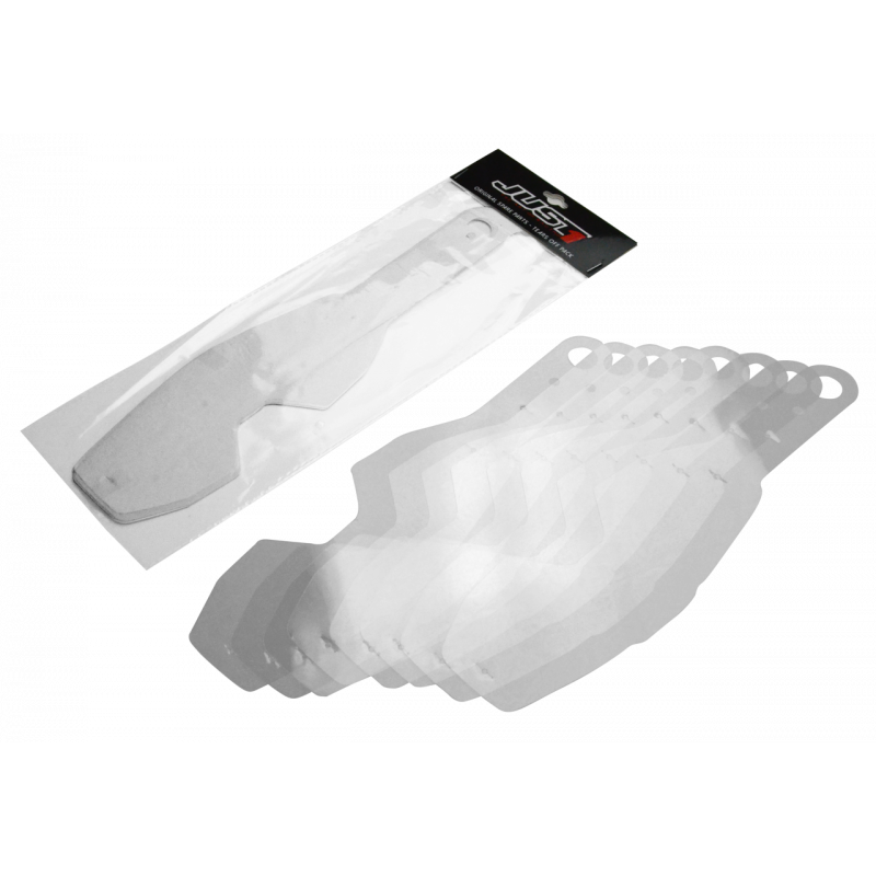 JUST1 Roll Off Tear off pack 10 sheet (40 mm) TU