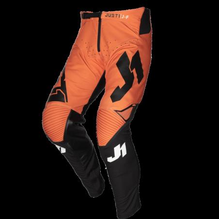 675001005100132 JUST1 J-FLEX Pantaloni Aria Black - Orange 32 8050038560405 JUST 1
